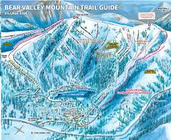 Mt Snow Trail Map Lifts U0026 Trails Bear Valley