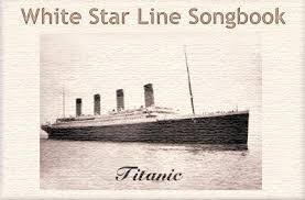 the white line songbook songs on titanic instrumental mp3