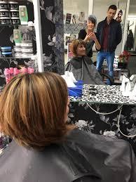 permed hair in wellingborough funky hair art hair salon northton northtonshire