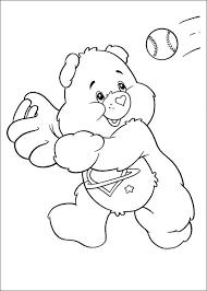 free printable baseball coloring pages kids coloring
