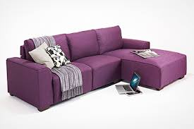 Purple Sofa Bed Grey And Purple Sofa Home Design Plan