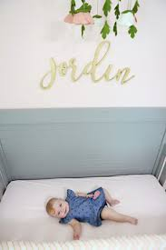 best 25 name above crib ideas on pinterest rustic baby rooms adoring that pretty name sign above her crib