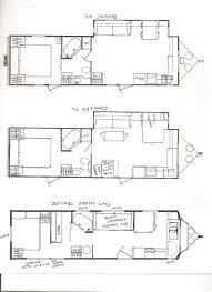 granny pods floor plans tiny house on trailer plans