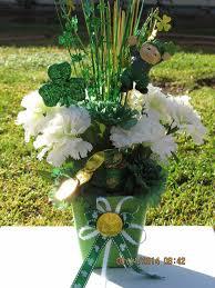 s day floral arrangements 10 best st patricks day images on flower arrangements