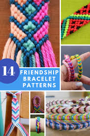bracelet friendship pattern images Friendship bracelet patterns 14 diy tutorials to do at home or png