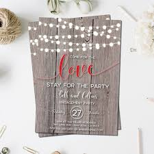 engagement invitation come for the love stay for the party