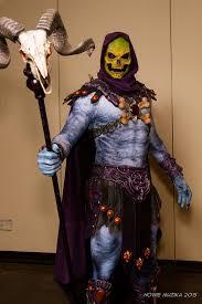 Skeletor Halloween Costume Megacon 2015 Cosplay Masters Universe Skeletor