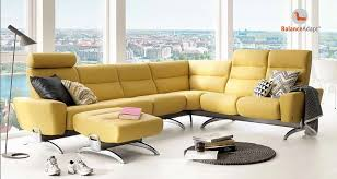 ekornes sectional sofa stressless sectional sofa by ekornes
