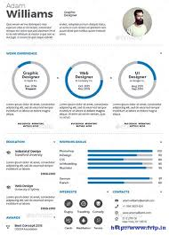 Best Infographic Resumes by 40 Best Infographic Resume Print Templates 2016 Frip In
