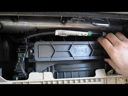honda accord cabin air filter replacement cabin air filter replacement honda accord