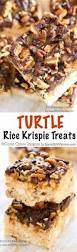 turtle rice krispie treats spend with pennies