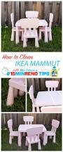 How To Remove Crayon From Wall by How To Clean Ikea Mammut 15 Minute Renovation April Golightly