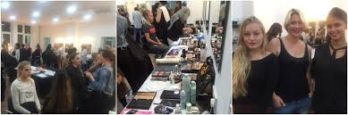 london makeup school beth margetts london fashion week diary ss17