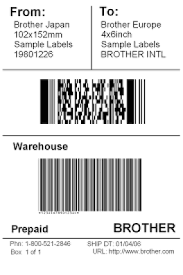 5 free shipping label templates excel pdf formats