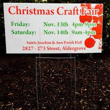 saints joachim u0026 ann christmas craft fair u2013 november 24th u0026 25th 2017