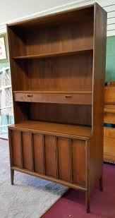 china cabinet mid century modern hutch china cabinet by keller