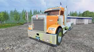 w900b kenworth trucks for sale kenworth w900b beta for farming simulator 2015