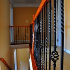 Stair Banisters And Railings Ideas Decor U0026 Tips Wrought Iron Stair Railing Styles For Trendy