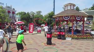 Six Flags Coca Cola 4th Fest Coca Cola Ring Toss Game Six Flags Great America 7 4 17