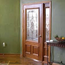 desain pintu rumah minimalis kayu jati daun satu model pintu besar