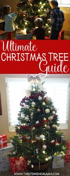 the ultimate guide to decorating your tree the pinning