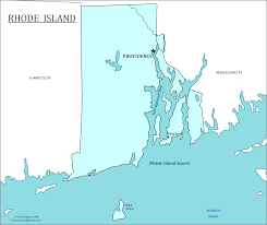 Rhode Island On Map Rhode Island State Map Map Of Rhode Island And Information About
