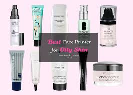 best face primer for oily large pores in india