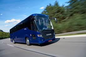 buses and coaches scania group