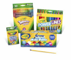 today u0027s best deals for kids up to 50 off crayola items thomas