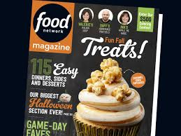 food network magazine october 2017 recipe index food network