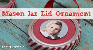 jar lid ornament