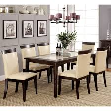 marble dining room set dining room inspirational marble dining room table travertine