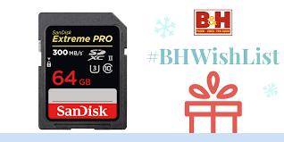 s card sandisk 64gb pro uhs ii sdxc memory sdsdxpk 064g ancin