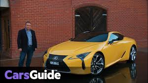 lexus of cerritos body shop lexus lc 500 2017 review first drive video youtube
