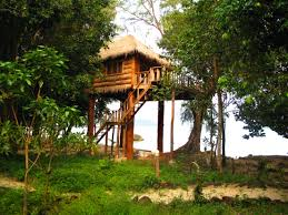 koh rong travel center treehouse bungalows