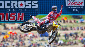 ama motocross on tv ken roczen wins the 2016 ama 450 pro motocross championship youtube