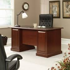 sauder palladia executive desk heritage hill executive desk 402159 sauder