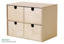 how to build a file cabinet drawer how to make a diy faux vintage card file cabinet curbly