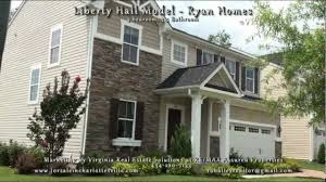 ryan homes liberty hall model