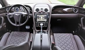 bentley interior black 2017 bentley flying spur v8 s road test review carcostcanada