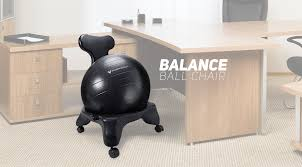balance u0026 stability ball chair u2013 pharmedoc