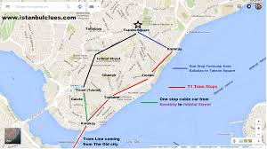 Metro Map Google by Istanbul Public Transportation Tips U0026 Maps 2018 Istanbul Tour Guide