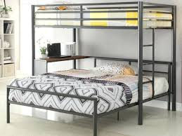diy full size bunk bed modern bunk beds design