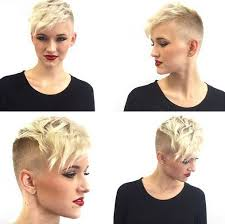 very short pixie hairstyle with saved sides 35 very short hairstyles for women pretty designs