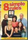 8 Simple Rules for Dating My Teenage Daughter DVD news: Box Art