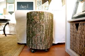 tree stump accent table stylish tree stump coffee table try it cole papers design