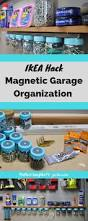 magnetic garage storage mother daughter projects