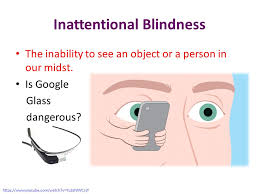 Inattentional Blindness Definition Sensation U0026 Perception Ppt Online Download