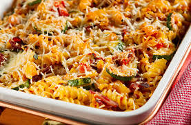 recipes with pasta baked vegetable pasta recipe goodtoknow