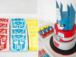 transformer birthday modern transformer birthday party peanut magazine